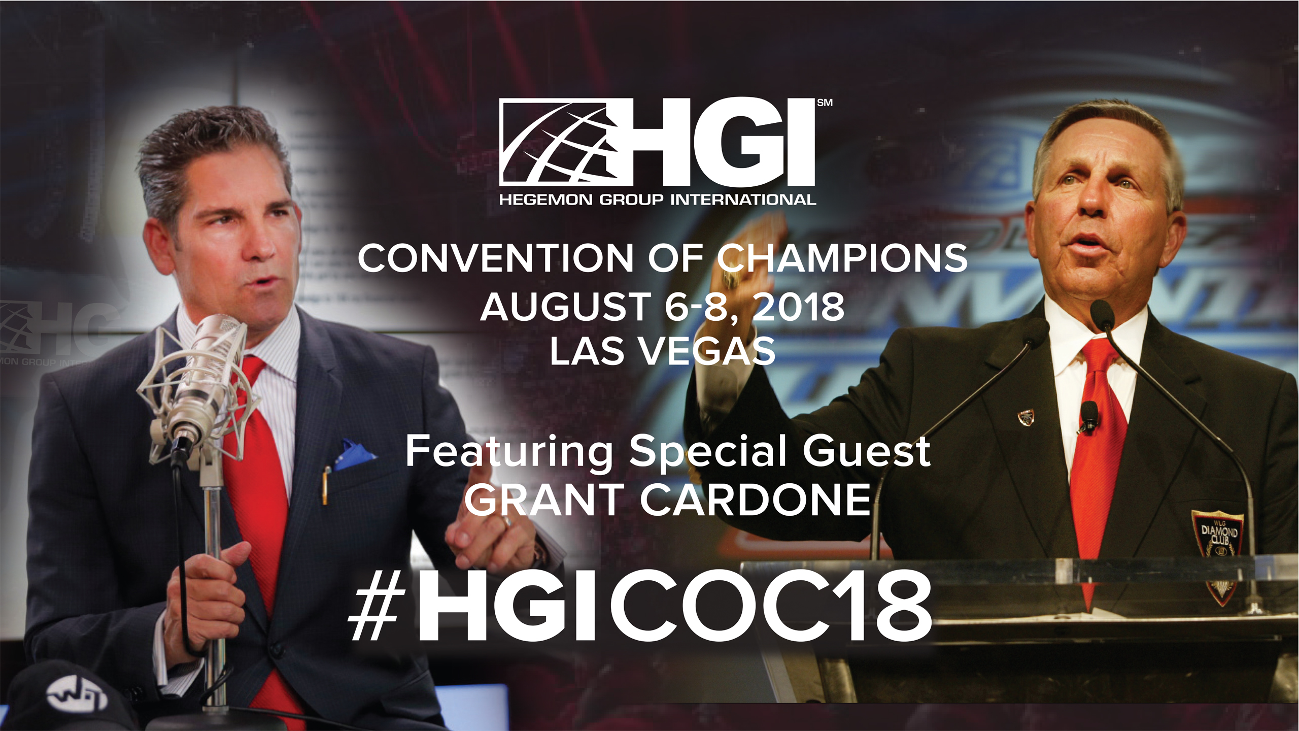 2018 HGI Convention of Champions